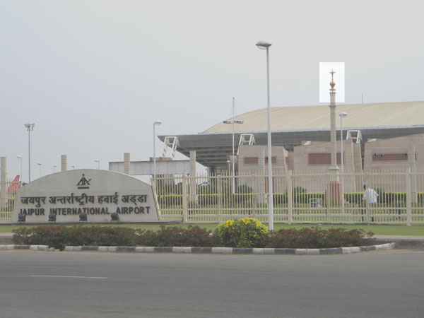 Jaipur Airport Pictures 7 Feet Jaipur Airport
